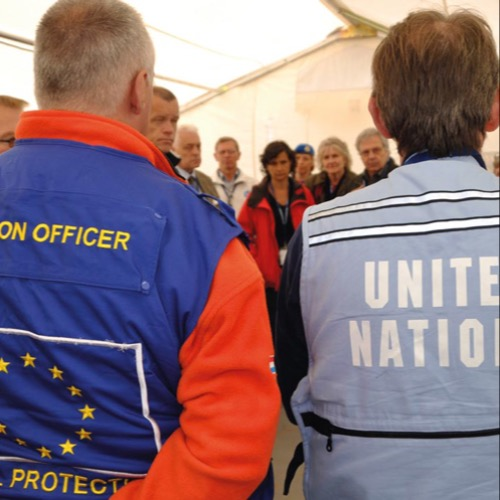 A growing partnership*Ørjan N Karlsson describes the work behind the steadily improving relationship between the European Union and the United Nations in disaster relief and civil protection