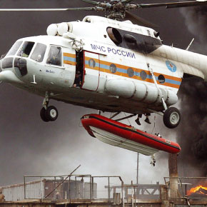 Russia's EMERCOM - a record breaking responder*Irina Andrianova traces the development of EMERCOM – the Russian Ministry for Emergency Situations – from its inception in 1991, to its current national and internationally respected role that spans disaster prevention, response research and relief
