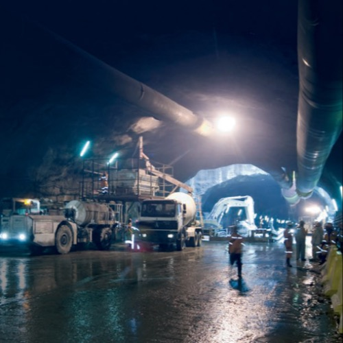 Manning the Gautrain tunnel*Hilary Phillips finds out how a rescue operation would be handled in the event of a serious underground incident during construction of a 15 kilometre train tunnel in South Africa
