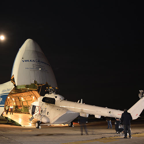 Consistency in an unpredictable world*Stuart Smith says that Volga-Dnepr Group creates unique combined solutions, especially for the aid sector when responding to large, global disasters or humanitarian incidents
