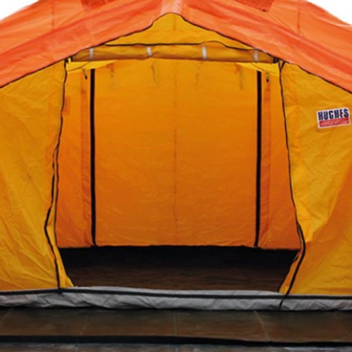 Decontamination developments*Decontamination is a vital part of the co-ordinated response to a CBRN incident. Mike Hall of Hughes Safety Showers looks at developments in specialist shelters