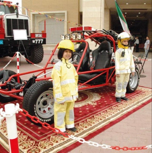 Report from Kuwait*The Kuwait Fire Service Directorate's international fire and safety conference went a lot further than providing delegates with essential developments in fire and rescue, says Emily Hough
