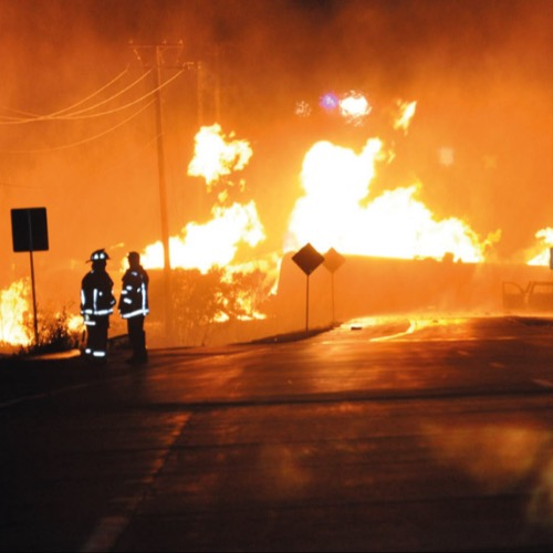Mutual aid at derailment*When a freight train carrying ethanol left the track between Cherry Valley and Rockford, causing a massive fire, strong co-operative emergency response ensured the incident was handled effectively, says Chief Craig Wilt