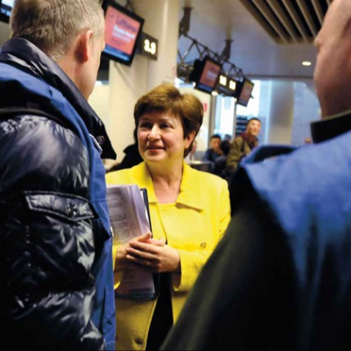 Double disaster, double assistance*To help Japan tackle the consequences of the double disaster – the earthquake and tsunami – the European Union provided a co-ordinated double response, combining civil protection and humanitarian support, writes Commissioner Kristalina Georgieva
