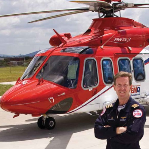 Air rescuers put to the test*Two EMQ helicopters with ten crew on board rescued 43 people in the Lockyer Valley in January, with pilot Mark Kempton and his crew saving 28 lives. Emily Hough talks to Captain Kempton, who describes the operations and sketches out some lessons learnt