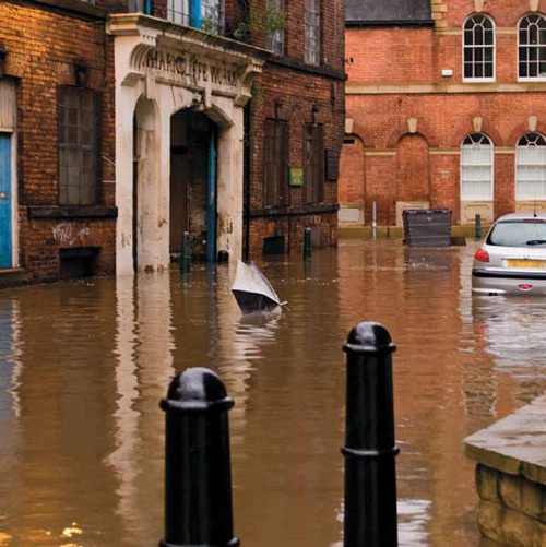The case for adaptation*Practical action is needed to address the UK's increasing vulnerability to climate change and ensure its national infrastructure stands the test of time, says Sebastian Catovsky