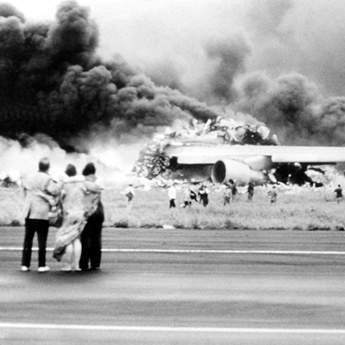 Deadliest aircraft accident in history*Forty years ago, the deadliest aircraft accident in the world happened on the ground when two Boeing 747s collided at Los Rodeos Airport on the island of Tenerife, resulting in the deaths of 583 people, writes Tony Moore