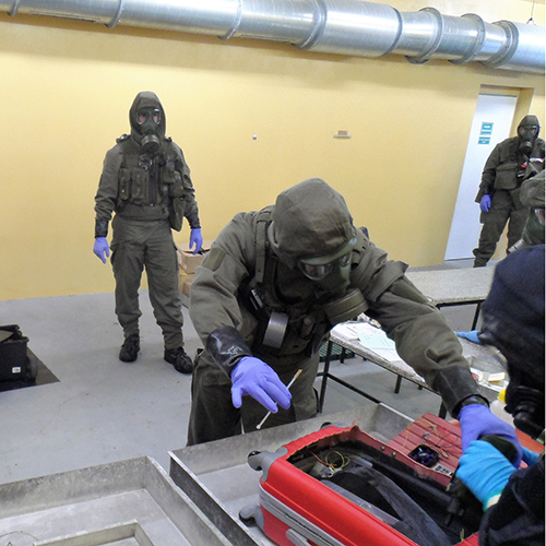 CBRN strategy in Austria*In these times of heightened security tensions, especially in Europe, planning to manage the consequences of a CBRN incident has become ever more vital, explains Christian Resch