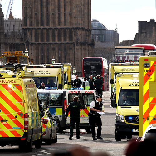 Ensuring preparedness*Roger Gomm provides an overview of the terrorist attack in Westminster, London, outlining the importance of communities working together to protect the capital and to ensure preparedness