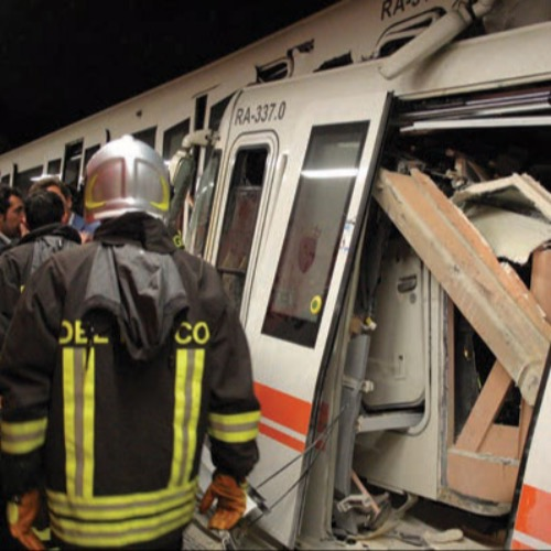 Underground train crash in Rome*In October 2006, a collision between two underground trains in Rome left one person dead and 236 injured. Alessandro Paola presents the emergency services' response