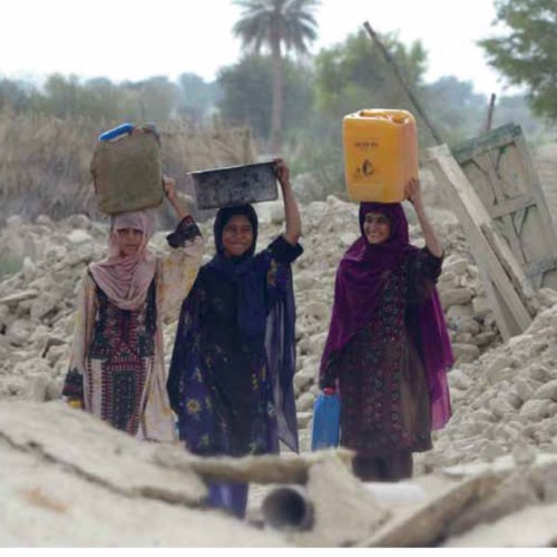 Relief versus politics*Luavut Zahid reports on how political instability and mistrust of government forces are hampering assistance to the victims of an earthquake in one of Pakistan's poorest regions, Balochistan