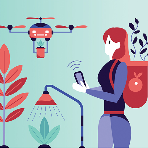 Drones combatting the climate crisis*Perhaps the crowning glory of drones will be their potential to help reduce the effects of climate change, says Andrew Staniforth