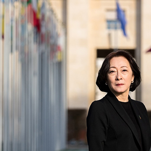 Catastrophe or opportunity?*Emily Hough speaks to Mami Mizutori of the UNDRR about breaking disaster cycles, future risks and the need to focus on prevention